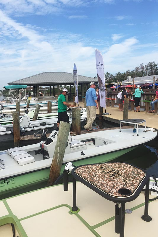 Join the Beavetail Skiffs Family - Become an owner today!