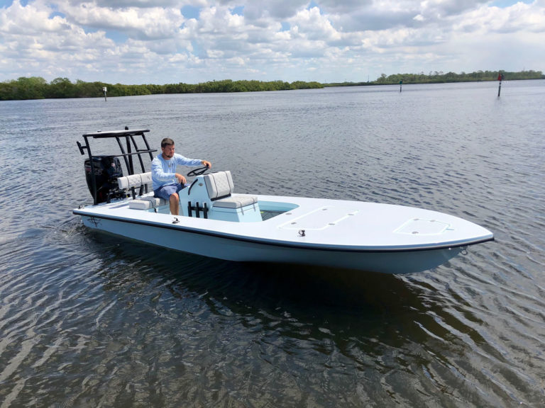 Available Skiff & Flats Boat Inventory | Beavertail Skiffs