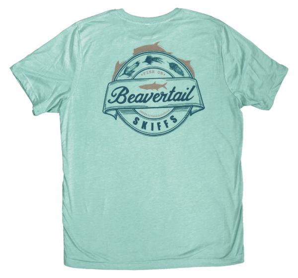 BT Long Sleeved Classic T-Shirt (Blue) | Beavertail Skiffs